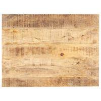vidaXL Mizna plošča iz trdnega mangovega lesa 15-16 mm 80x70 cm