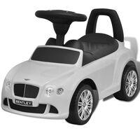 Beli Bentley Otroški Avto na Potiskanje
