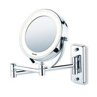 Beurer Osvetljeno Kozmetično Ogledalo BS59 Srebrne Barve 584.10