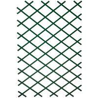 Nature Vrtna oporna mreža 100x300 cm PVC zelena