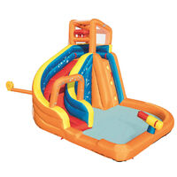 Bestway H2OGO vodni tobogan Turbo Splash Water Zone-Mega Water Park