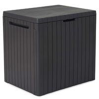 Keter Vrtna škatla za shranjevanje City 113 L