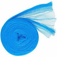 Nature Mreža za zaščito pred pticami Nano 5x4 m modra