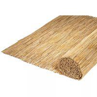 vidaXL Vrtna ograja bambus trsje 1,5x5 m