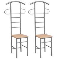 2 x Stol za Gospode / Strežaj
