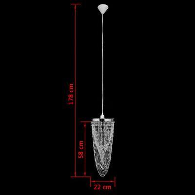 Kristalni Viseči Lestenec 22 x 58 cm